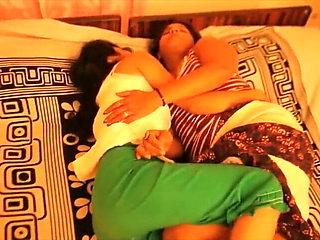 Desi Tamil lesbian girls Sambavi and Soni – hot