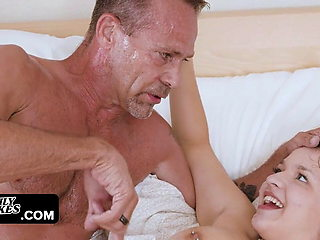 Stepdaughter, I will make you smile again, stepdaddy