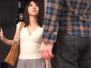 Amazing Japanese slut Sana Mizuhara in Hottest couple, public JAV video