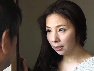 Japanese Unfaithful Wife Fucks With Lovers While Husband Not Home