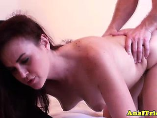 Anal loving exgirlfriend does ass to mouth