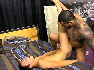 Twink movie Alexsander begins by forcing Jacobey's head down