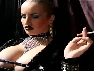 Vintage German Dominatrix (Lady Christin)