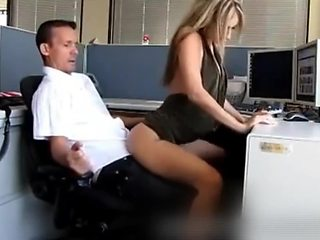 Hottest xxx clip Office exotic just for you