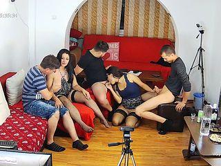 Group sex hidden affairs part6