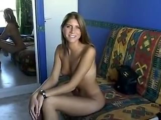 Gorgeous innocent college girl analed