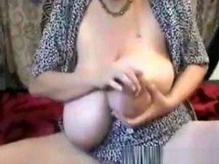 Massive Milky Tits