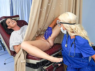 India Summer & Nicolette Shea in Banged by the Brand New Tool - RealityKings