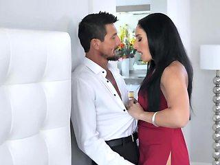 Gentle porn demon Tommy Gunn fucks Latina angel Sheena Ryder