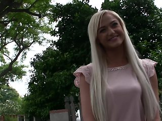 Exotic sex video Blonde check like in your dreams