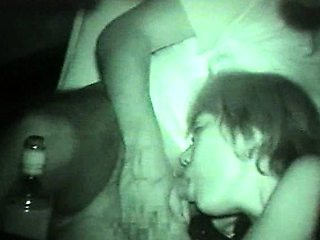 Infrared Camera Sex Scenes In Car