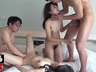 Japanese Group Sex - Amateur Porn