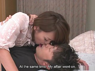 Erika Hiramatsu was cheating on her husband with her friend