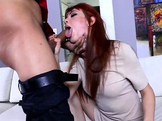 Best of gag factor and cheerleader spanking first time