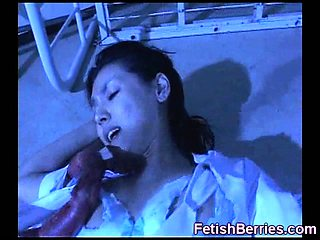 Nurse Ruined by Monstrous Tentacles!